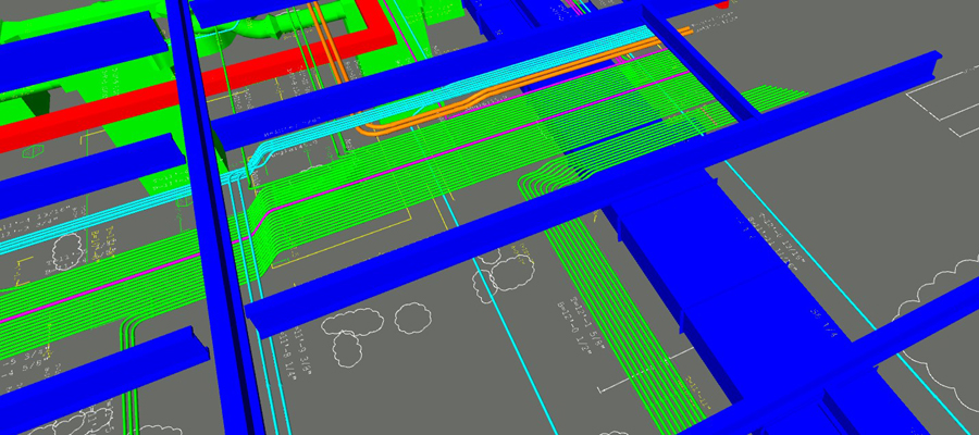 our team utilizes the industry's best technology to create 3D drawings and project models