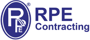 RPE Contracting Logo